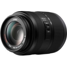 LUMIX G Vario Lens, 45-200mm, F4.0-5.6 ASPH., Micro Four Thirds, MEGA Optical I.S. - H-FS045200