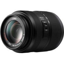 LUMIX G Vario Lens, 45-200mm, F4.0-5.6 ASPH., Micro Four Thirds, MEGA Optical I.S. - H-FS045200