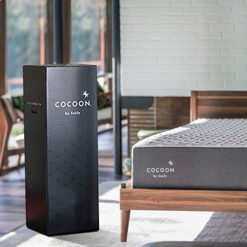 Cocoon by Sealy - Classic Soft - Mattress in a Box - Full