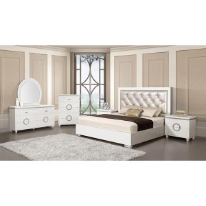 VIVALDI EASTERN KING BED @N