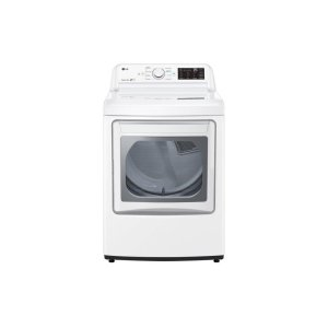 LG Appliances7.3 cu. ft. Electric Dryer with Sensor Dry Technology
