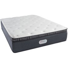 BeautyRest - Platinum - Grantbury Port - Plush - Pillow Top - Queen