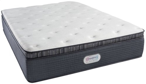 BeautyRest - Platinum - Gibson Grove - Plush - Pillow Top - Cal King