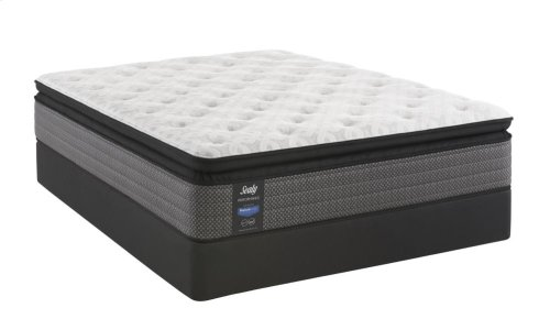Response - Performance Collection - Energetic - Plush - Euro Pillow Top - Split Queen