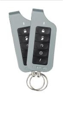 Clifford Matrix 2.2 Remote Start / Security System with Two 1-way SuperCode™ Remotes.