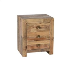 Omni 3Dwr Nightstand Natural Product Image
