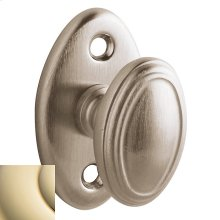 Lifetime Polished Brass 6732 Turn Piece