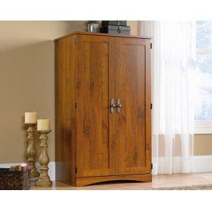 SauderComputer Armoire Cabinet