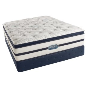 SimmonsBeautyrest - Recharge - Ultra - 19 - Luxury Firm - Pillow Top - Cal King