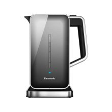 Kettle with High Quality Stainless Steel and Smoke Finish