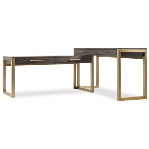 Hooker FurnitureHome Office Curata 2 Pc Desk Group