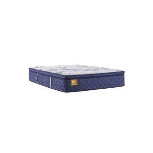 SealyGolden Elegance - Elegant Gold - Plush - Pillow Top - Queen