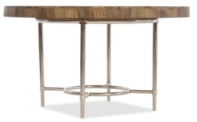 Dining Room L'Usine 54in Round Dining Table