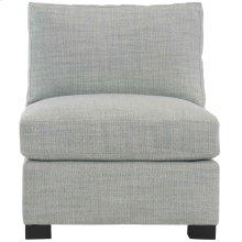 Kelsey Armless Chair in Mocha (751)