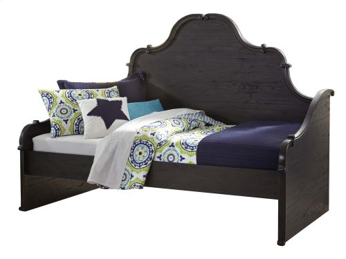 Corilyn - Dark Brown 3 Piece Bed Set (Twin)