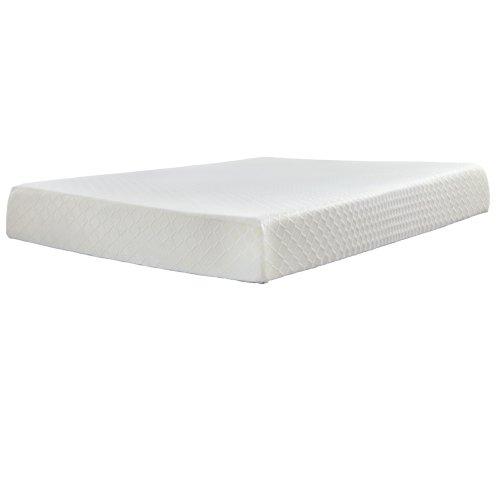 "10"" Memory Foam Mattress with Adjustable Base"