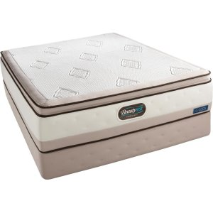SimmonsBeautyrest - TruEnergy - Makayla - Luxury Firm - Box Pillow Top - Cal King