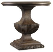 Bedroom Rhapsody Urn Pedestal Nightstand Product Image