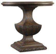 Bedroom Rhapsody Urn Pedestal Nightstand