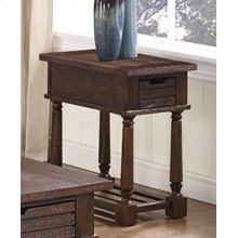 Laredo Chairside Table