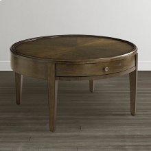 Palisades Round Cocktail Table