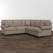 American Casual Montague Small L-Shaped Sectional