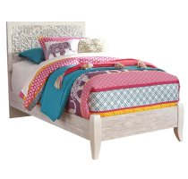 Paxberry - Whitewash 2 Piece Bed Set (Twin) Product Image