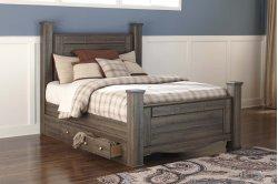 Brashenton - Brown 5 Piece Bedroom Set