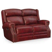 Living Room Carlisle Power Motion Loveseat w/ Power Headrest