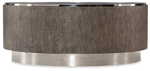 Living Room Storia Round Cocktail Table