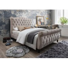 Laura Natural Queen Headboard