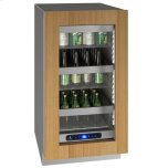 "U-LINE18"" Refrigerator With Integrated Frame Finish (115 V/60 Hz Volts /60 Hz Hz)"