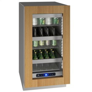 "U-Line18"" Refrigerator With Integrated Frame Finish (115 V/60 Hz Volts /60 Hz Hz)"