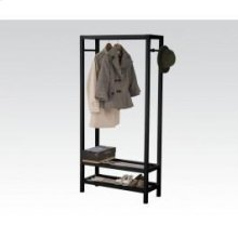 Black Clothing Rack