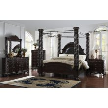 Corinthian Canopy Bedroom set