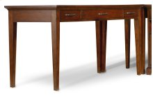 "Home Office Wendover 60"" Leg Desk"