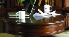 Home Office Cherry Creek Peninsula Desk Top