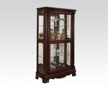 Carrie Curio Cabinet