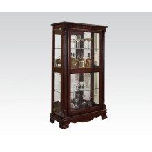 Carrie Curio Cabinet