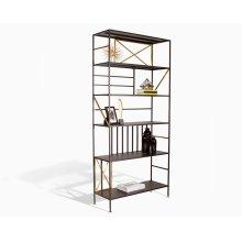 New Prairie Vertical Bookcase