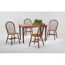 Solid Hardwood Farmhouse Table