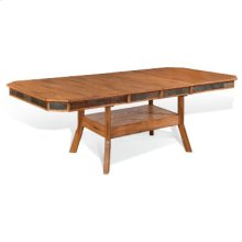 Sedona Dual Height Ext. Dining Table