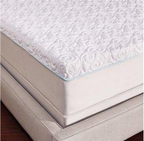 TEMPUR-Cloud Collection - TEMPUR-Cloud Supreme Breeze - Queen Floor Model Mattress