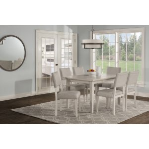 Hillsdale FurnitureElder Park 7 Piece Rectangle Dining Set