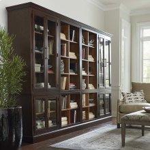 Storeroom Modular Storage Quad Library Bookcase