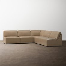 MODERN-Knox L-Shaped Sectional