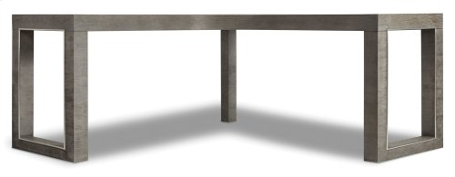Home Office House Blend L Desk