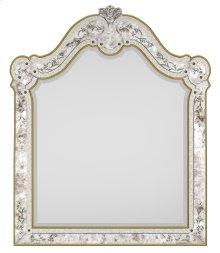 Accents Swirl Venetian Mirror
