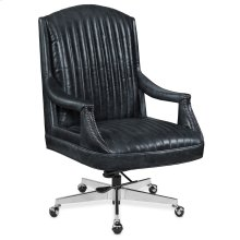 Home Office Claybrook Executive Swivel Tilt Chair w/ Metal Base