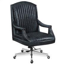 Home Office Claybrook Executive Swivel Tilt Chair w/ Metal Base